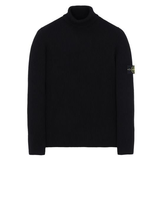 STONE ISLAND 522C2 Sweater Man Black