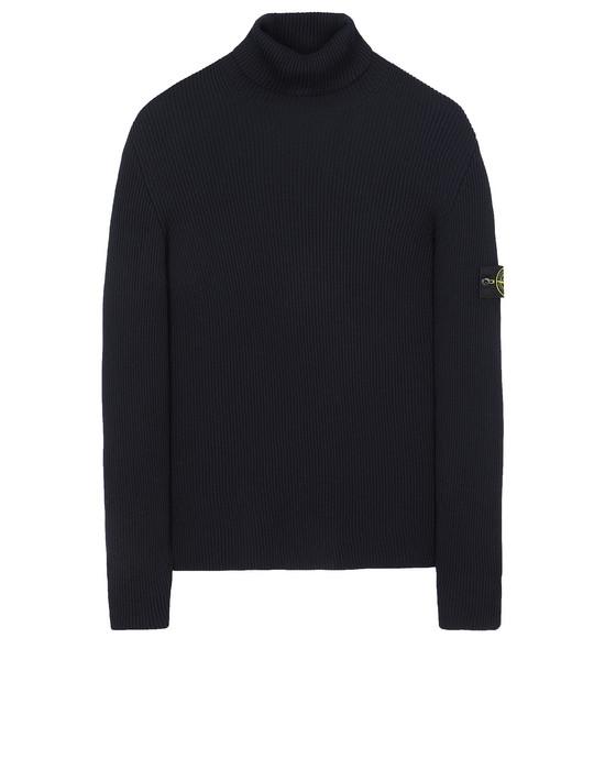 STONE ISLAND 522C2 Sweater Man Blue