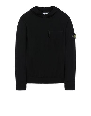 STONE ISLAND 524C4 Sweater Man Black USD 259