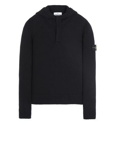 STONE ISLAND 507A3 Sweater Man Black EUR 319