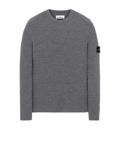 STONE ISLAND 521C2 Sweater Man Gray USD 277