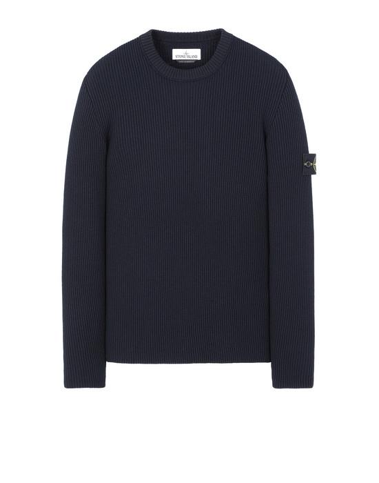 STONE ISLAND 521C2 Sweater Man Blue