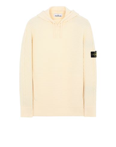 STONE ISLAND 503A1 Sweater Man Butter EUR 415