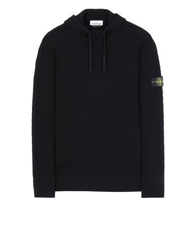 STONE ISLAND 503A1 Sweater Man Black USD 385