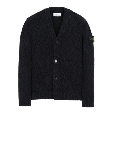 STONE ISLAND 572D3 Sweater Man Marine Blue USD 328
