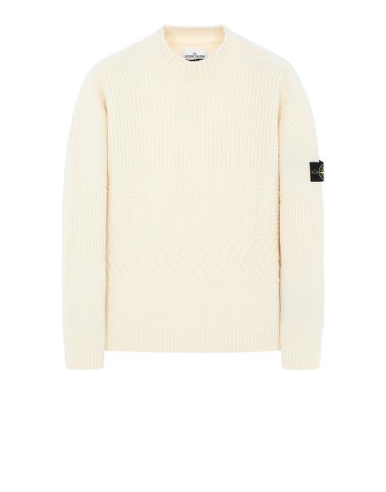 Sweater Man 504B3 Front STONE ISLAND