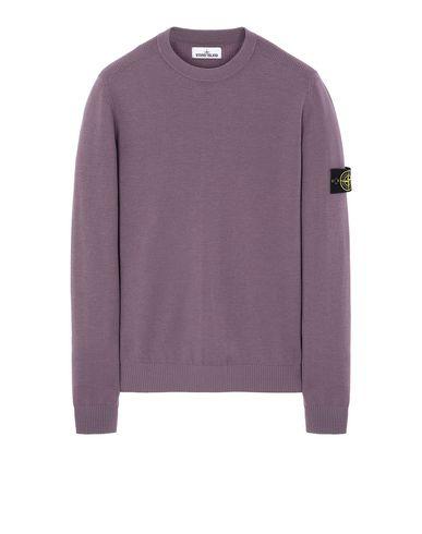 STONE ISLAND 591A1 Sweater Man Magenta EUR 292