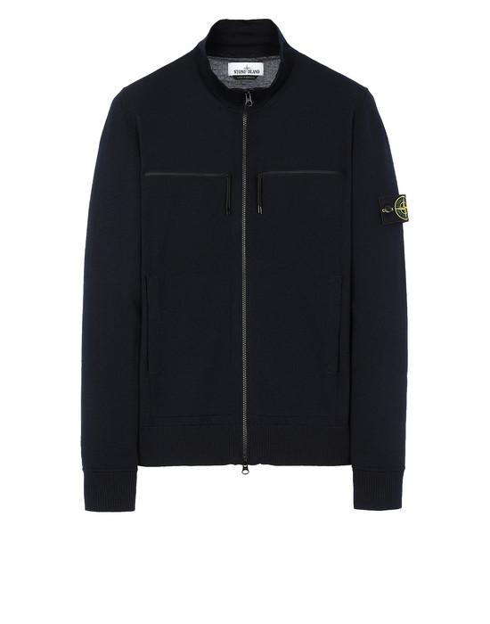 Sweater Man 537C4 Front STONE ISLAND