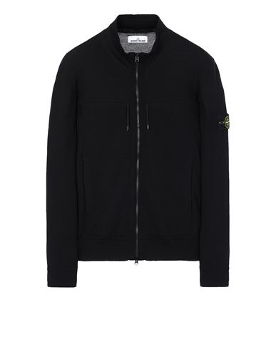 STONE ISLAND 537C4 Sweater Man Black USD 404