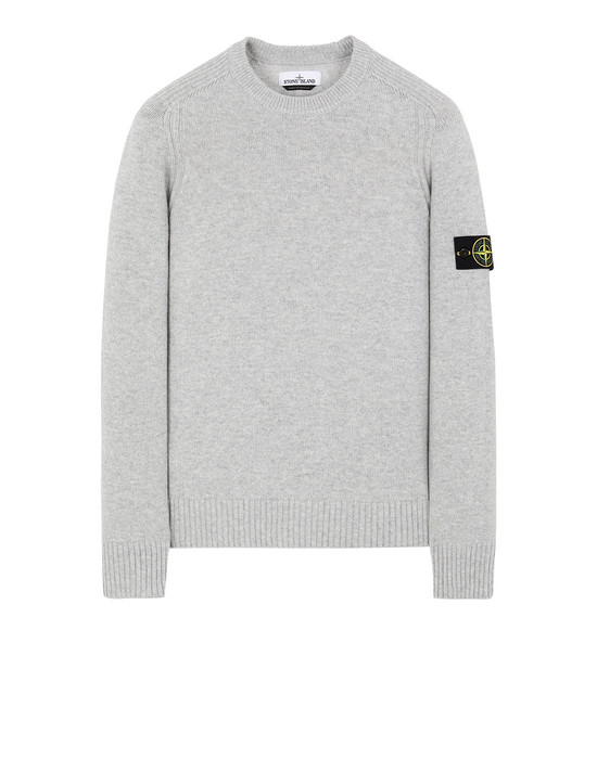 Sweater Man 552A3 Front STONE ISLAND