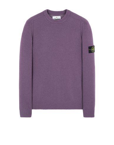 STONE ISLAND 552A3 Sweater Man Magenta USD 252