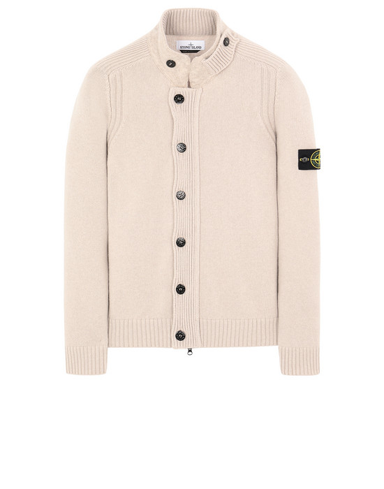 STONE ISLAND 564A3 Sweater Man Dove Gray