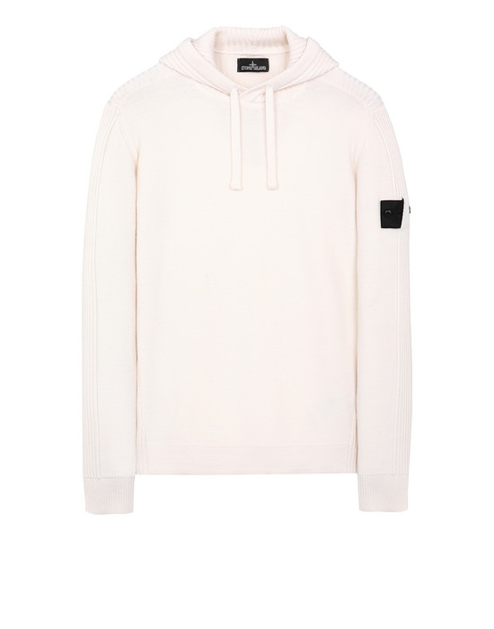 Jersey 511A5 RIBBED HOODIE STONE ISLAND SHADOW PROJECT - 0