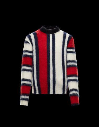 CREWNECK Multicolor 2 Moncler 1952 Man