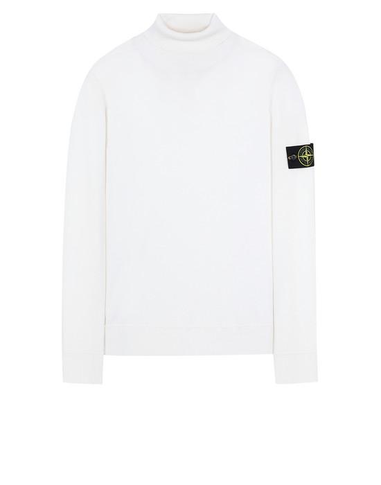 STONE ISLAND 528C4 Sweater Herr Natürliches Weiss
