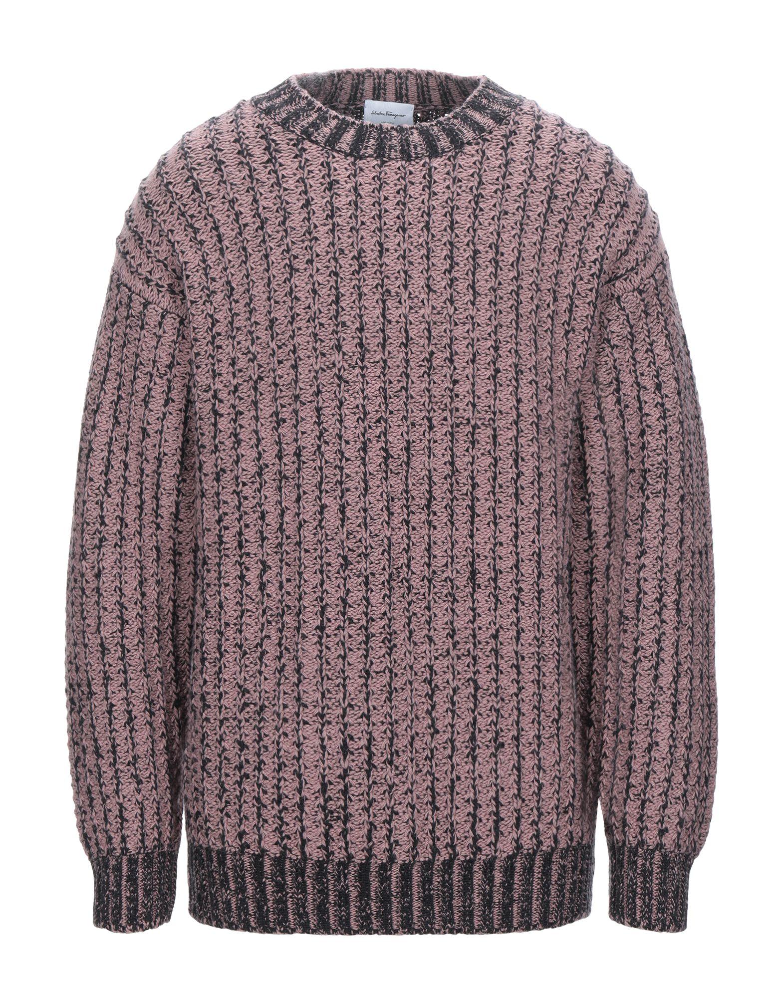SALVATORE FERRAGAMO Sweaters - Item 14077226