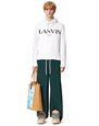 LANVIN Knitwear & Jumpers Man PRINTED HOODIE f