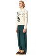 LANVIN Knitwear & Sweaters Man INTARSIA KNITTED SWEATER f