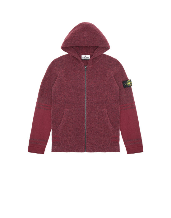Sweater Man 518A5 Front STONE ISLAND JUNIOR