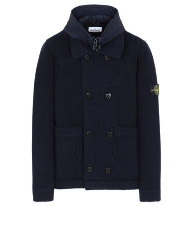 STONE ISLAND 557B8 Sweater Man Blue EUR 689