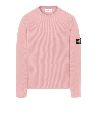STONE ISLAND 552D8 Sweater Man Pink Quartz USD 329