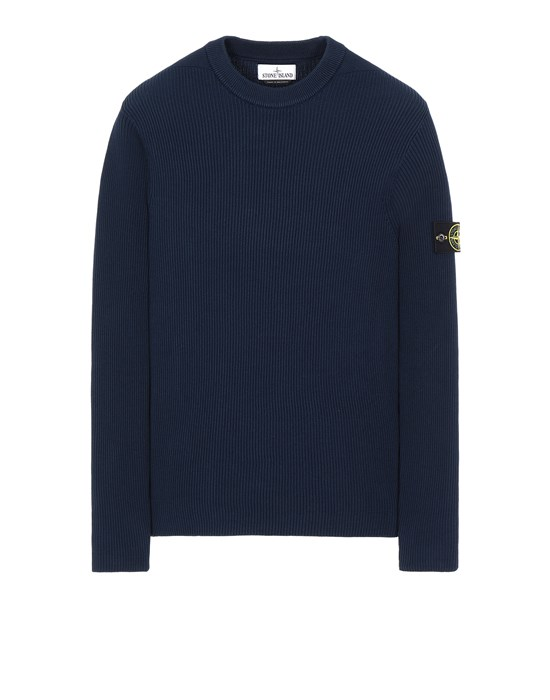 Sweater Man 552D8 Front STONE ISLAND