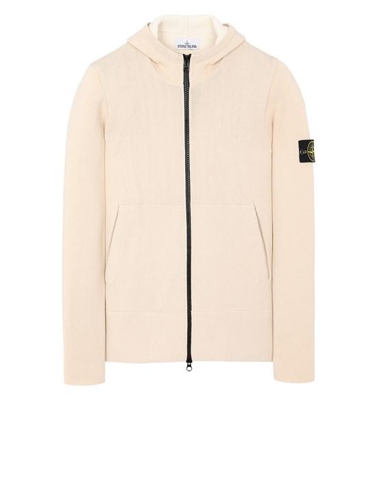 STONE ISLAND 556B3 Sweater Man Ivory