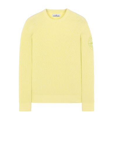 STONE ISLAND 507B1 Sweater Man Pistachio Green USD 303