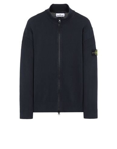 STONE ISLAND 508B6 Sweater Man Blue EUR 359