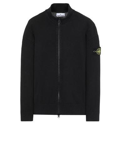 STONE ISLAND 508B6 Sweater Man Black EUR 359