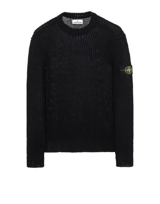 Sweater Man 555D5 Front STONE ISLAND