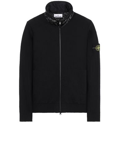 STONE ISLAND 525B0 Sweater Man Black EUR 314