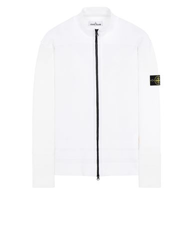 STONE ISLAND 531B4 Sweater Man White EUR 319