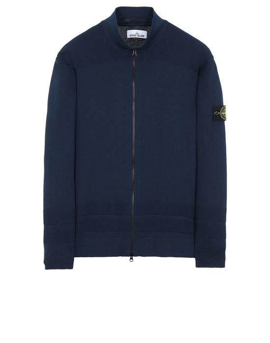 Sweater Man 531B4 Front STONE ISLAND