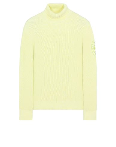 STONE ISLAND 534B1 Sweater Man Pistachio Green USD 413