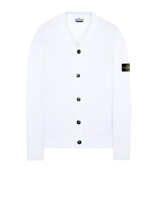 STONE ISLAND 505B2 Sweater Man White