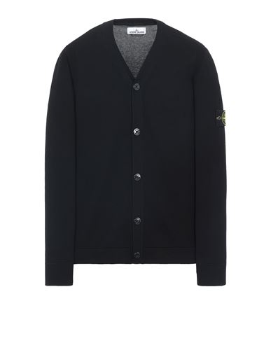 STONE ISLAND 505B2 Sweater Man Black EUR 319