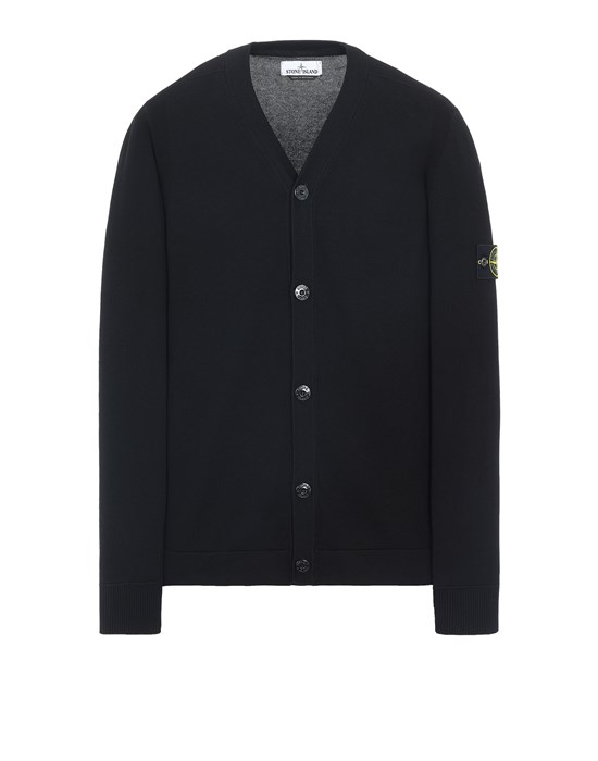 STONE ISLAND 505B2 Sweater Man Black