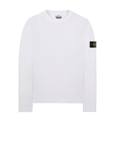 STONE ISLAND 532B9 Sweater Man White EUR 122