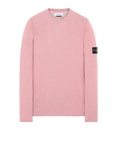 STONE ISLAND 502B0 Sweater Man Pink Quartz EUR 239