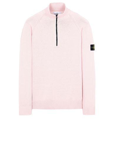 STONE ISLAND 510B9 Sweater Man Pastel pink EUR 180