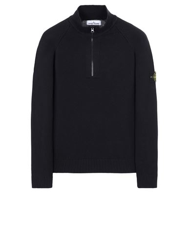 STONE ISLAND 510B9 Sweater Man Blue EUR 269