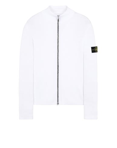 STONE ISLAND 549D8 Sweater Man White EUR 335