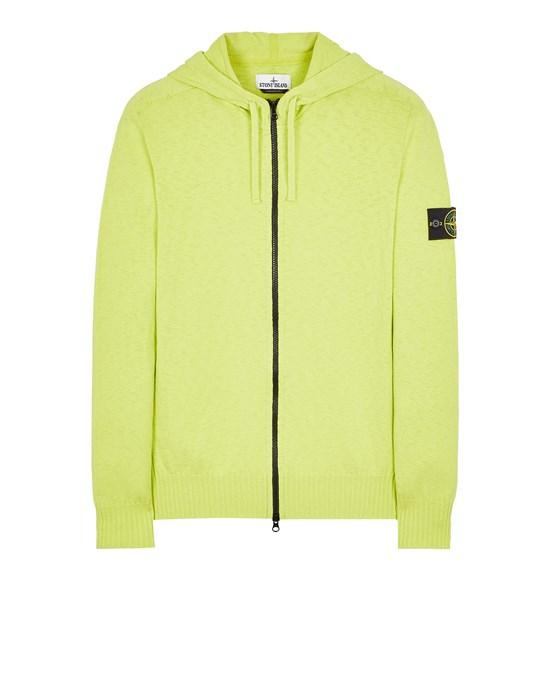 STONE ISLAND 523B0 Sweater Man Pistachio Green