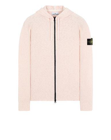 STONE ISLAND 523B0 Sweater Man Pastel pink EUR 325