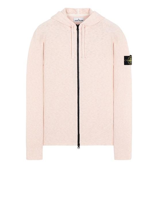 STONE ISLAND 523B0 Sweater Man Pastel pink