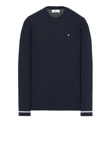 STONE ISLAND 527B2 Sweater Man Blue EUR 160