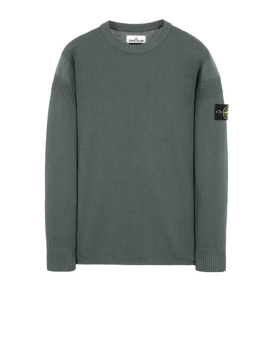 Sweater Man 509B6 Front STONE ISLAND