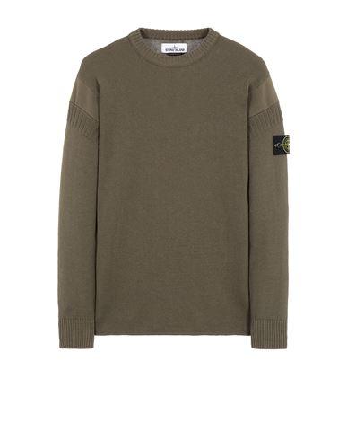 STONE ISLAND 509B6 Sweater Herr Olivgrün EUR 195
