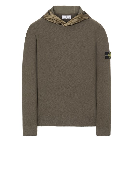 Jersey Hombre 545B0 Front STONE ISLAND